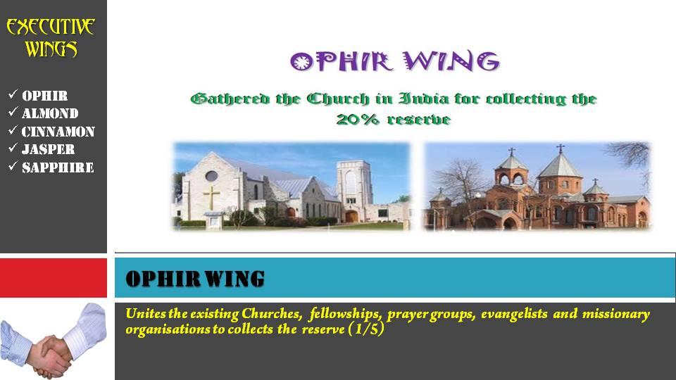 OPHIR WING